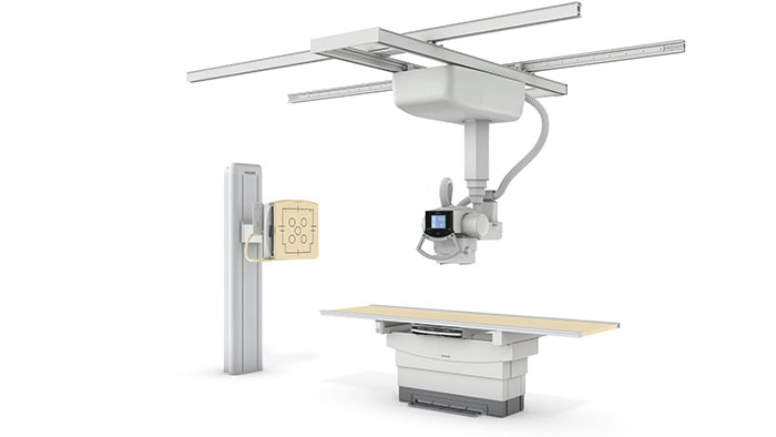 Digital X-ray machine, DigitalDiagnost