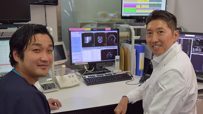 We can now provide a more flexible and faster MRI service to our patients and referring physicians