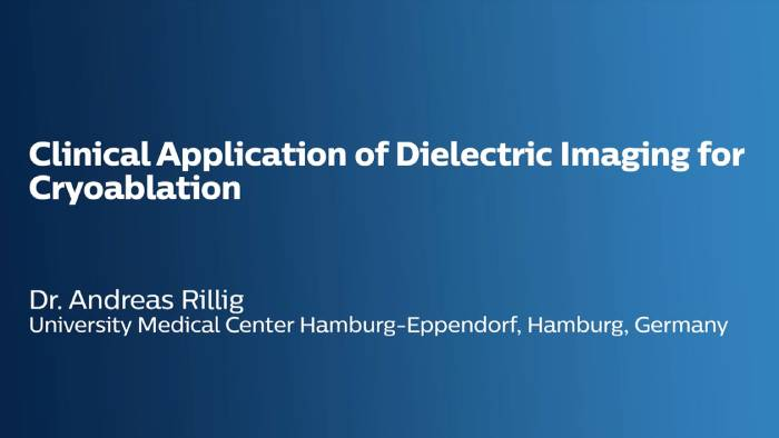 Clinical Application of Dielectric