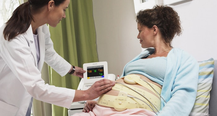 Fetal and maternal monitoring systems