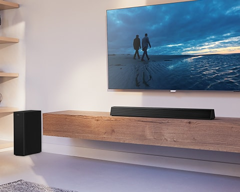 Philips TV soundbars